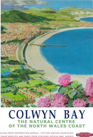 Colwyn Bay North Wales